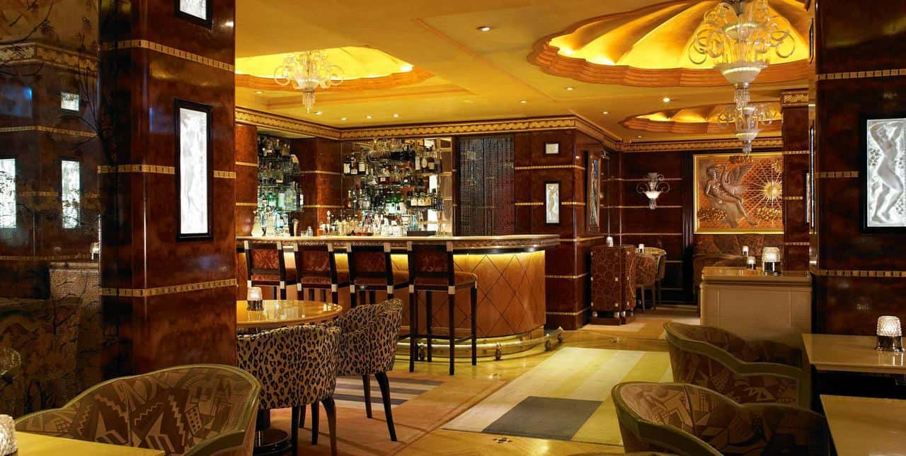 The Rivoli Bar Ritz