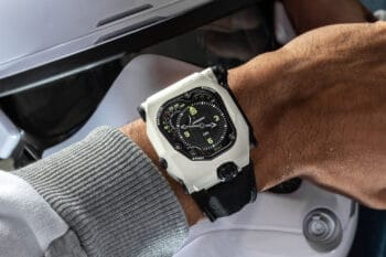 Urwerk EMC Time Hunter Stormtrooper 1