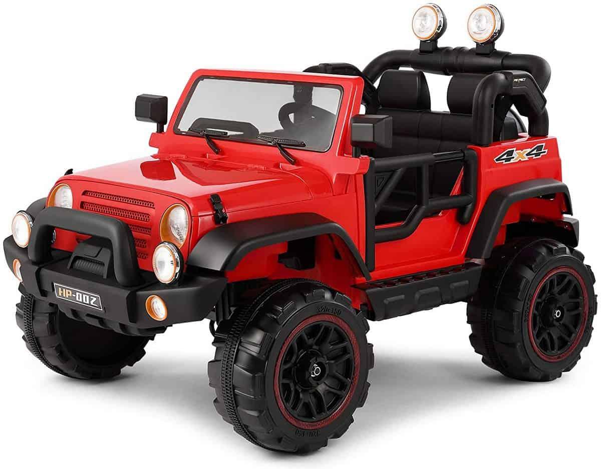 Vosson Kids Jeep Car