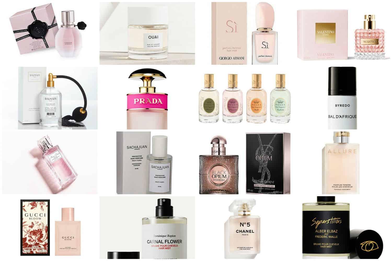 best hair perfume