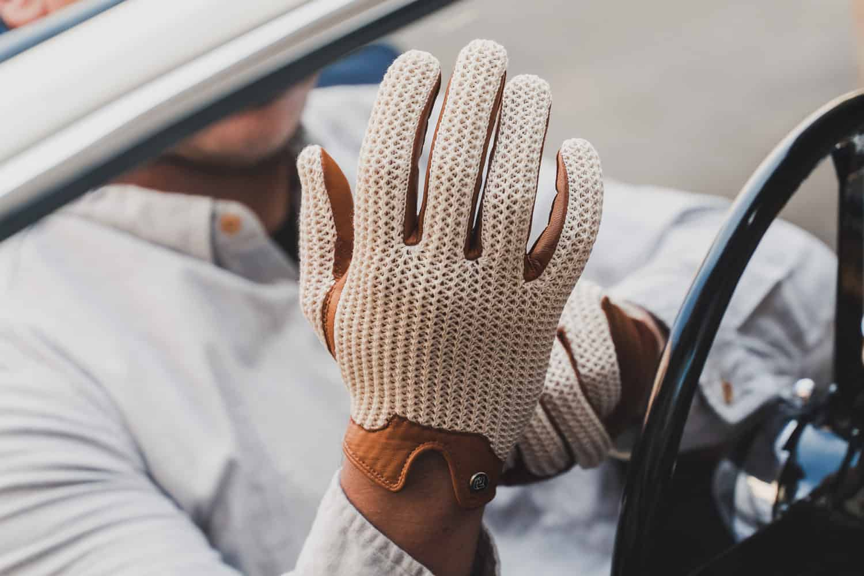 AutoDromo – Stringback Driving Gloves