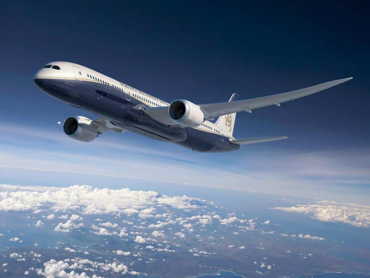 Boeing Business Jet 787