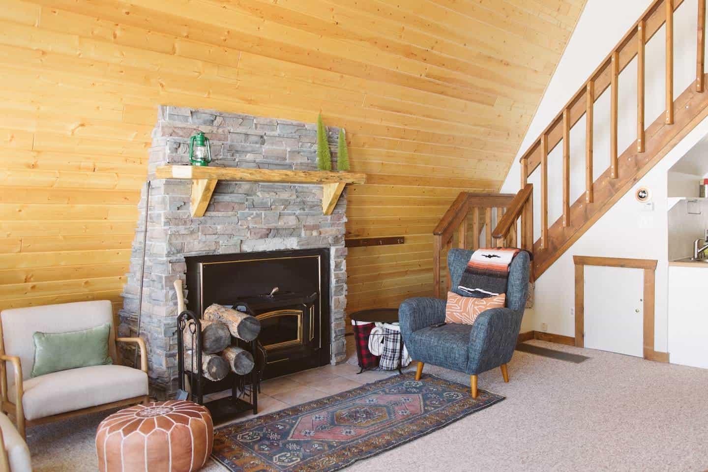 Colorado Classic A-Frame – Grand Lake 2