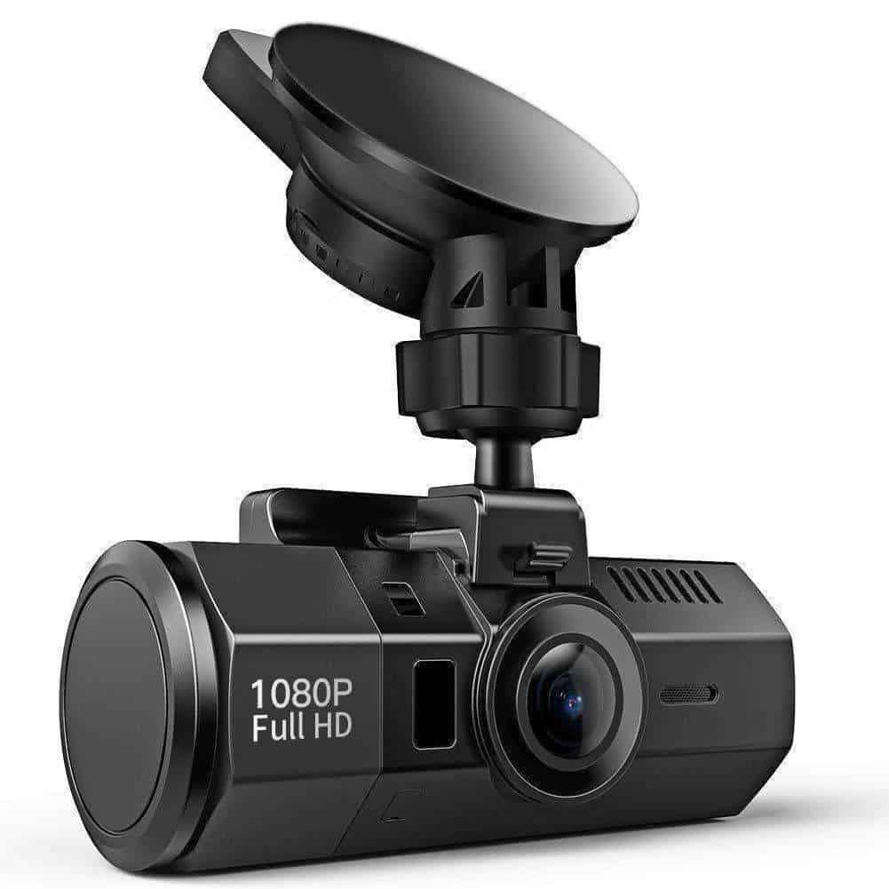 Crosstour 1080p Dash Cam