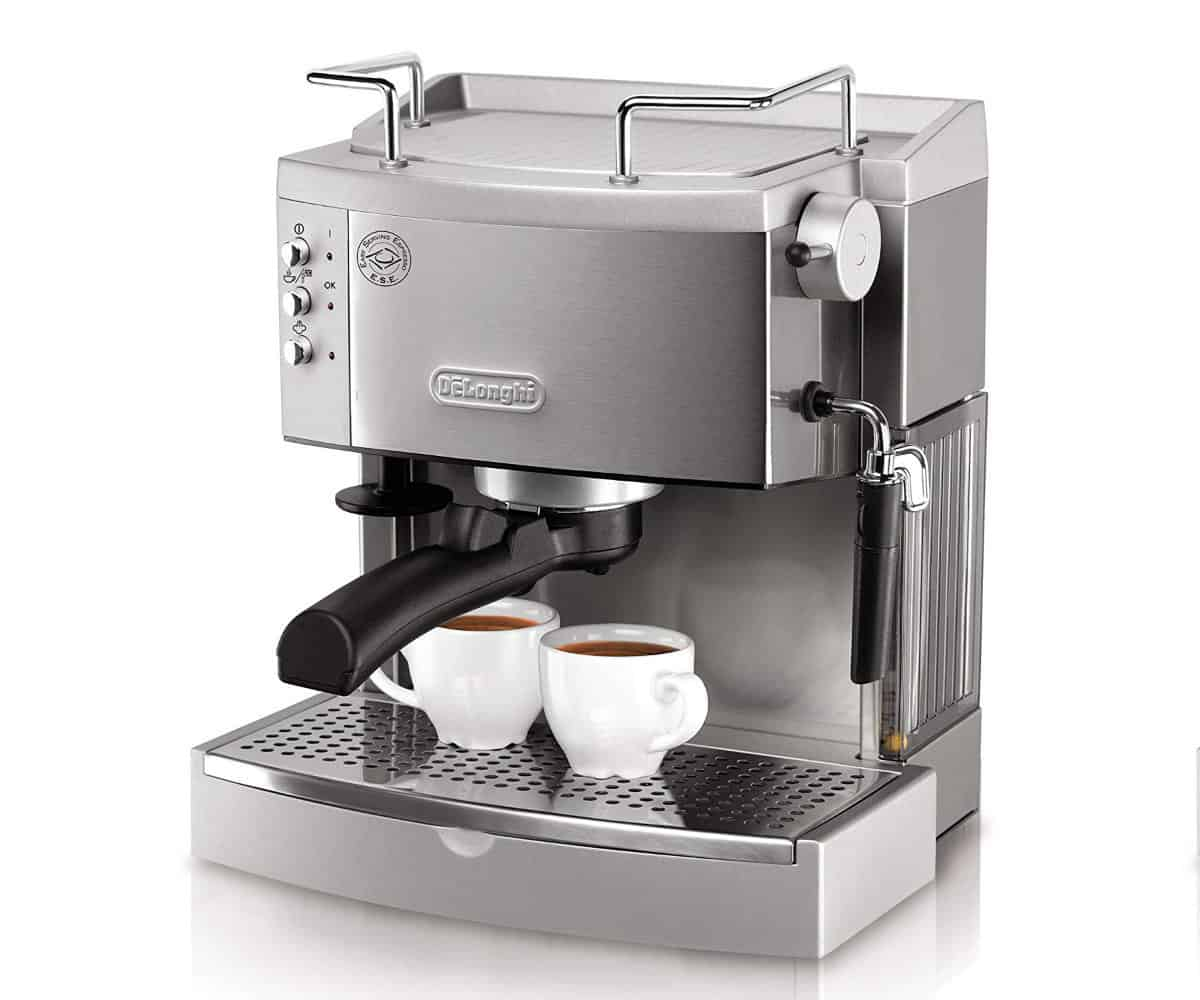 DeLonghi 15 Bar EC702 Pump Espresso Machine