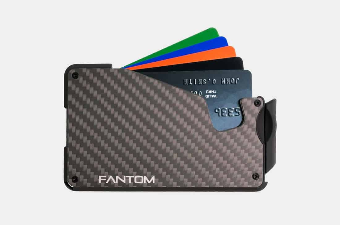 Fantom Slim Minimalist Wallet