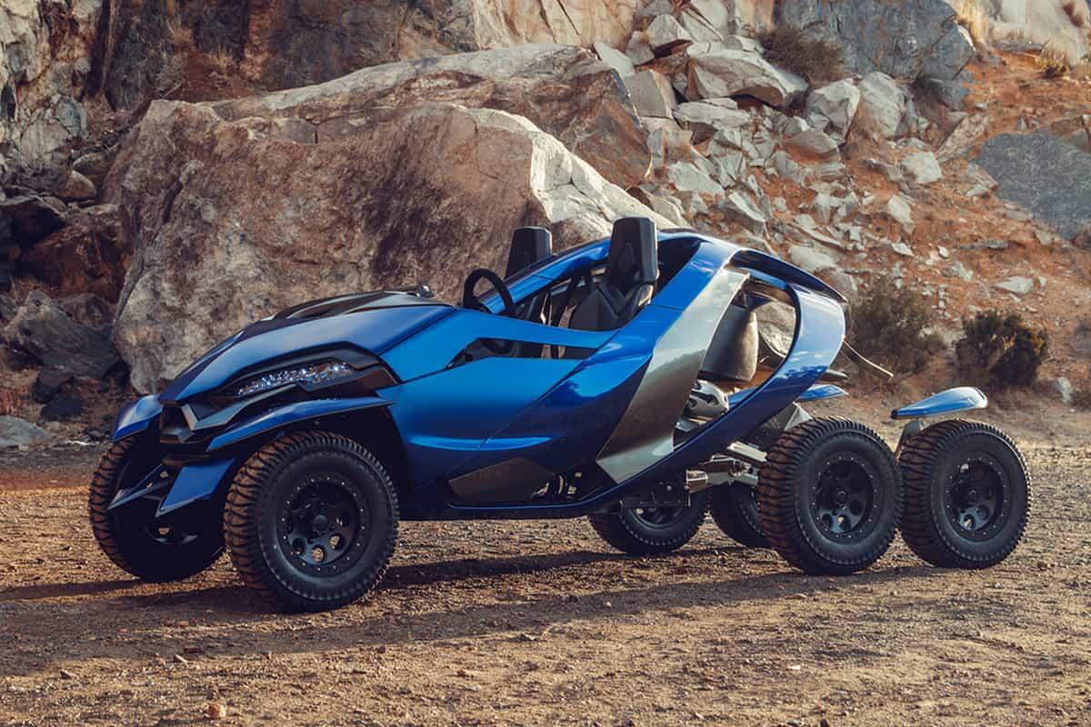 Ferox Azaris Advanced ATV
