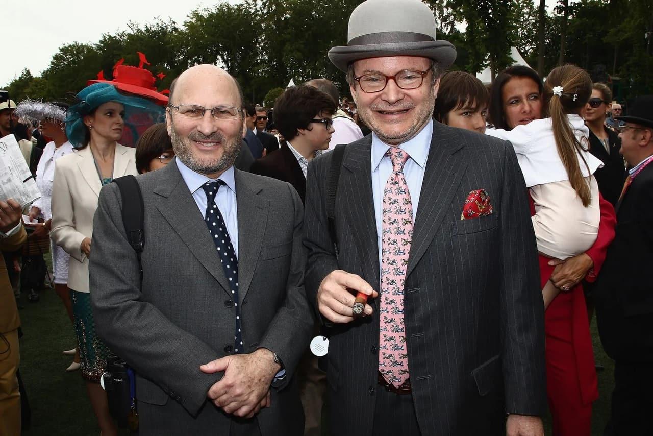 Gerard & Alain Wertheimer