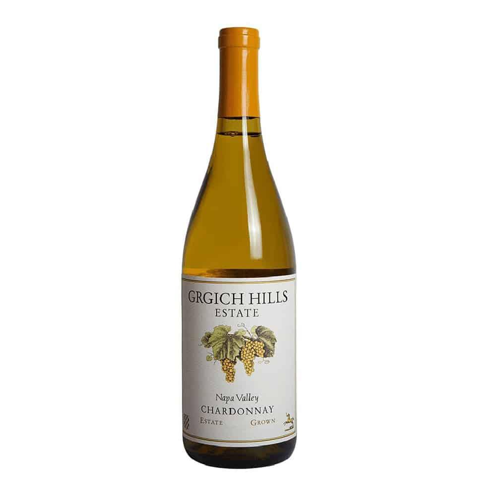 Grgich Hills Estate Chardonnay 2016