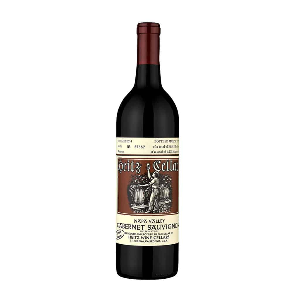 Heitz Cellar Martha's Vineyard Cabernet Sauvignon 2016