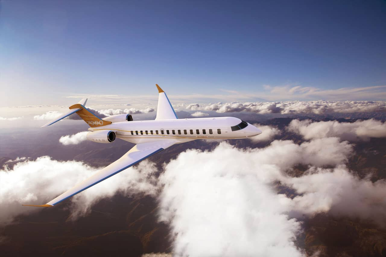 Longest Range Private Jets