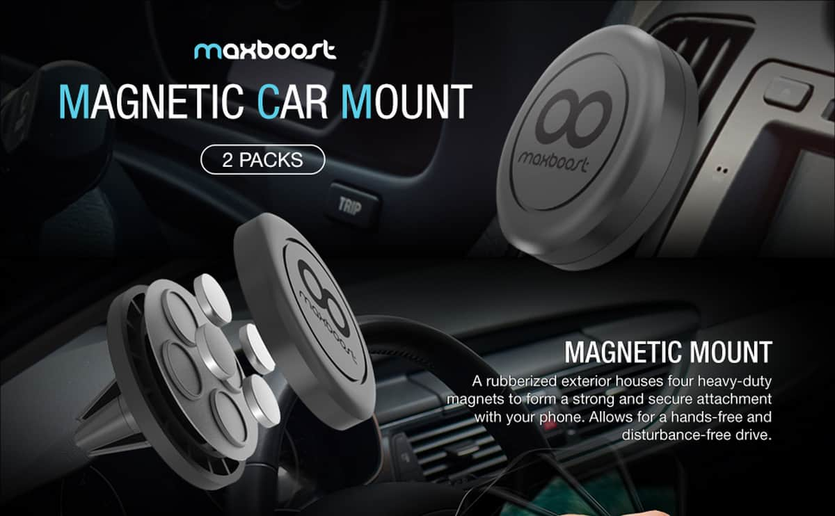 Maxboost Magnetic Phone Mounts