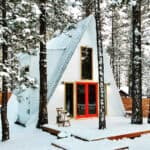 Mid-Century Alpine A-Frame – Big Bear 1