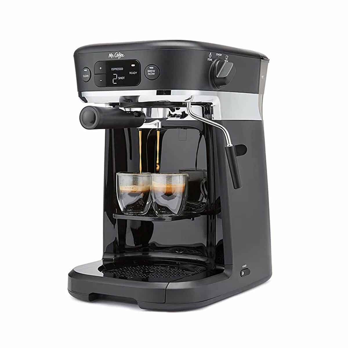 Mr. Coffee All-in-One Occasions Coffee and Espresso Maker
