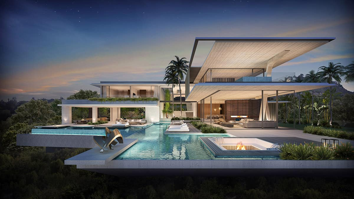 Perfect Luxury Home with pool