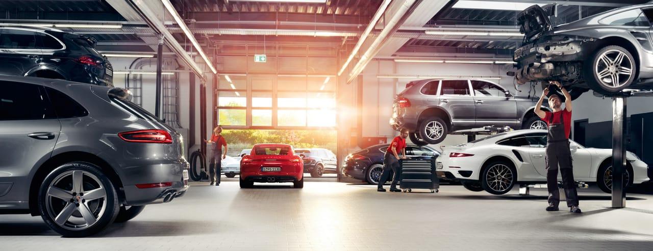 Porsche Repair Cost