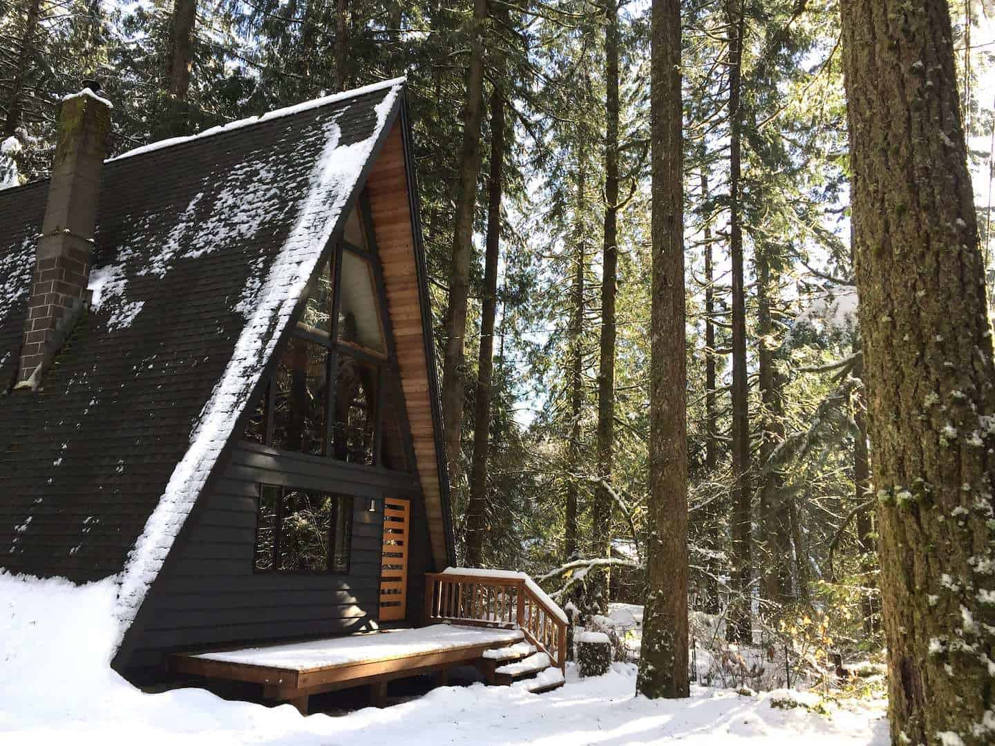 Rancho Relaxo A-Frame – Rhododendron 1