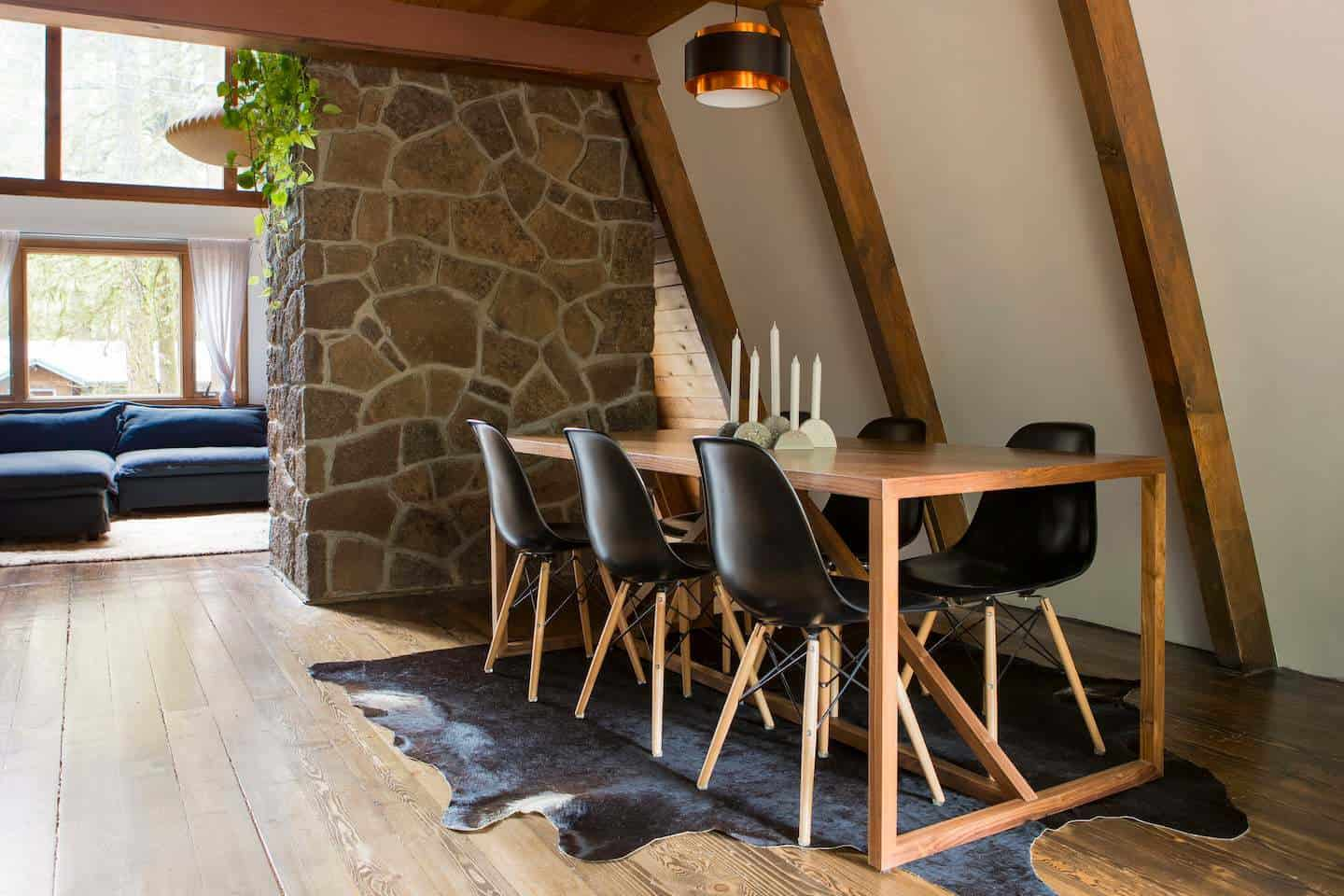 Rancho Relaxo A-Frame – Rhododendron 2
