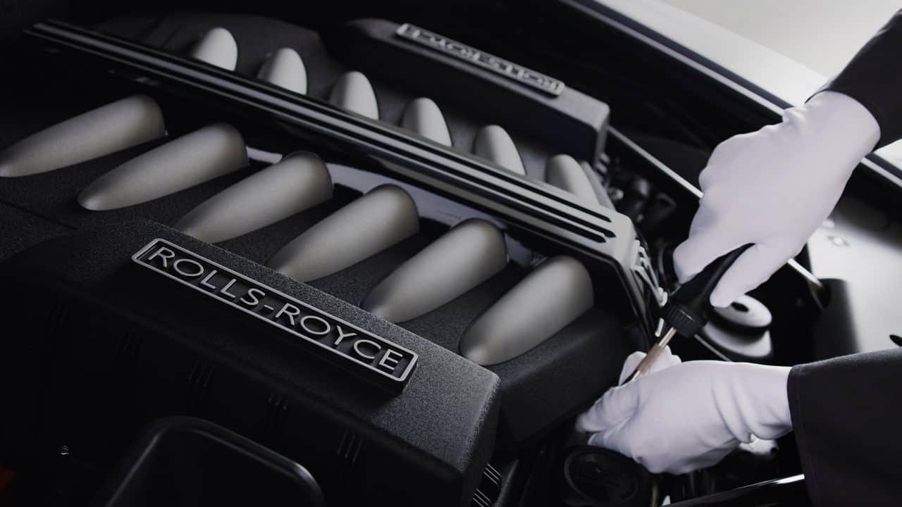 Rolls Royce Repairs