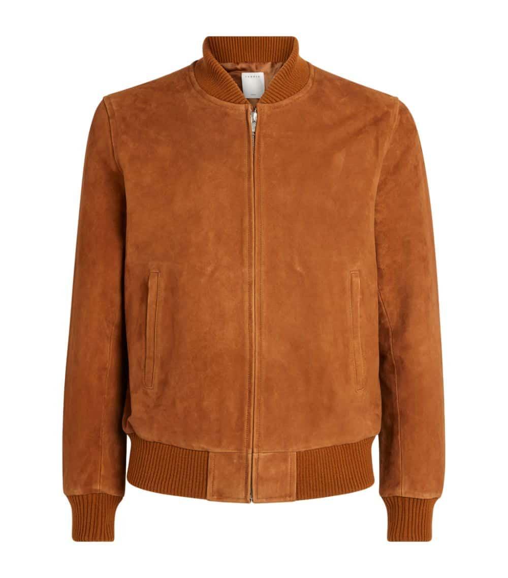 Sandro Paris suede jacket