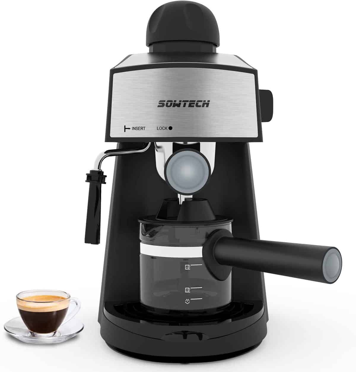 Sowtech 3.5 Bar Espresso Machine
