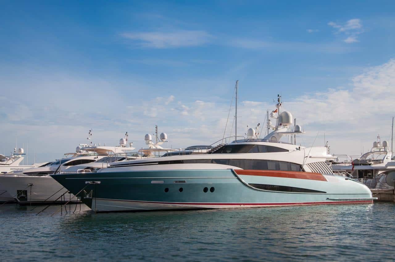 Superyachts – the Floating Mansions