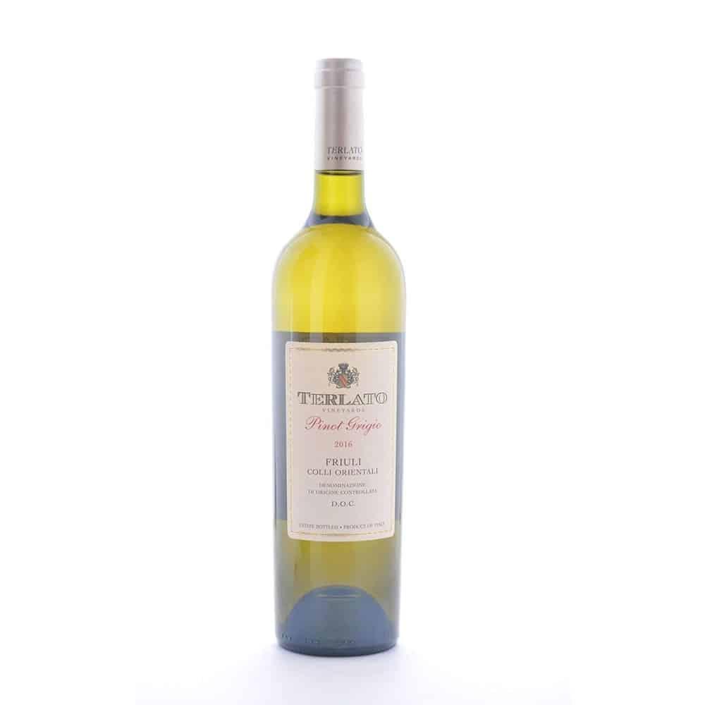 Terlato Family Vineyards Friuli Pinot Grigio 2018