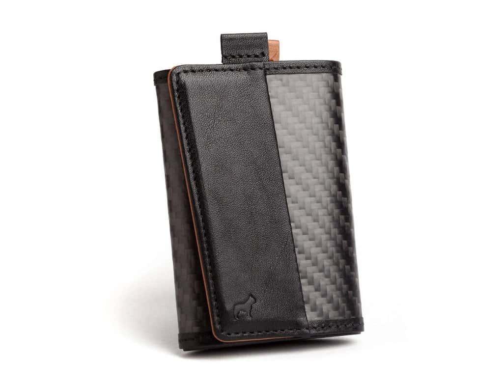The Frenchie Co. CX6 Carbon Fiber Wallet