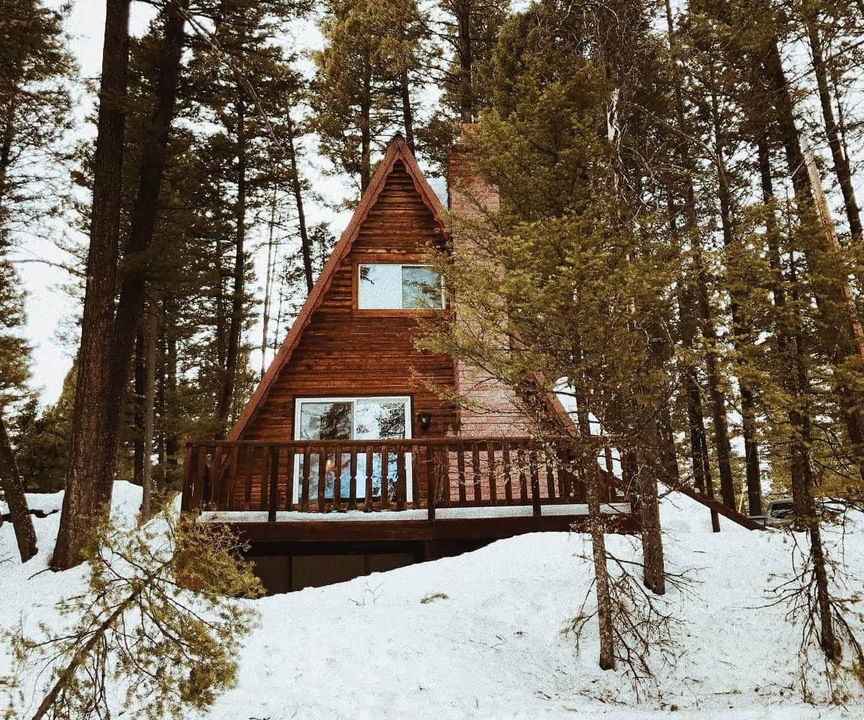 The Yellowstone Haus – Island Park 1