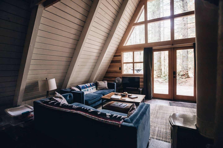 Tye Haus A-Frame Cabin – Skykomish 2