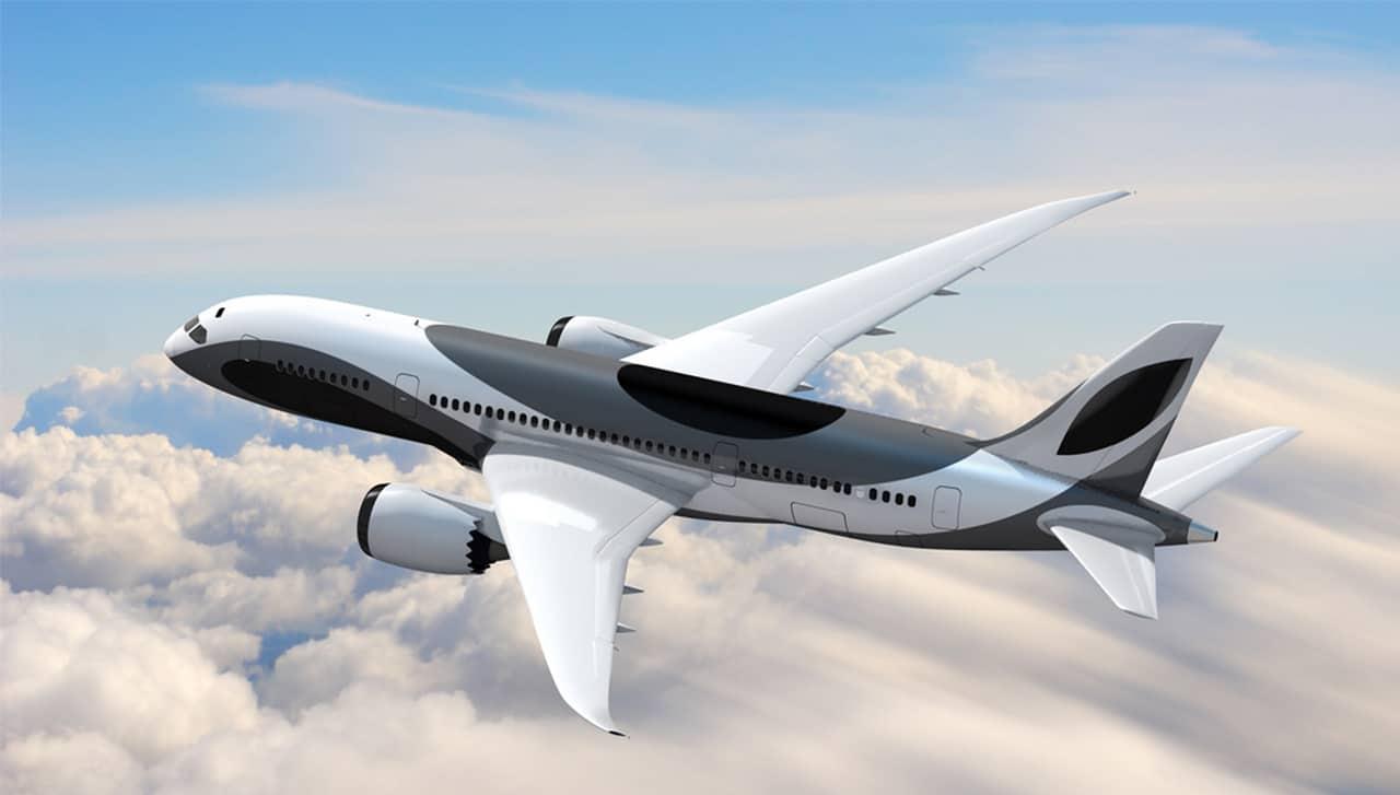 VIP Boeing 787 Dreamliner