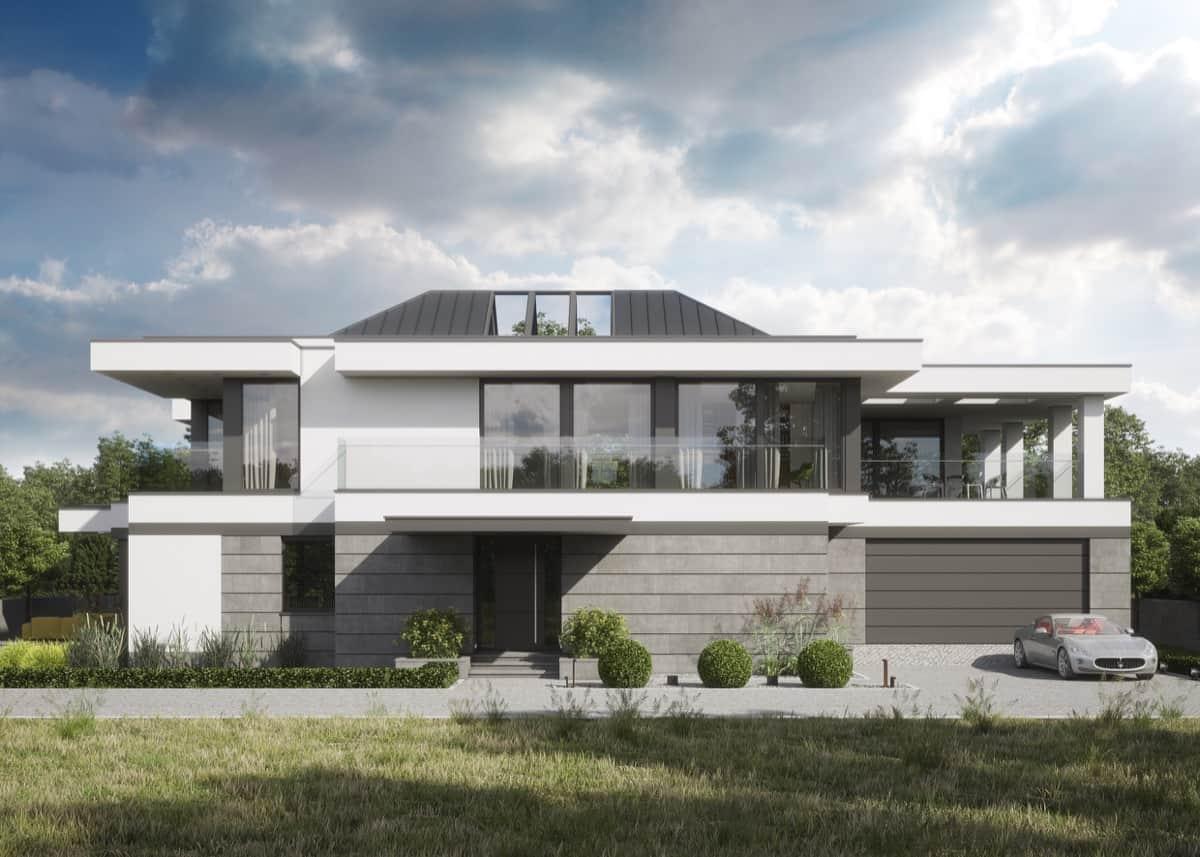 luxury home budget