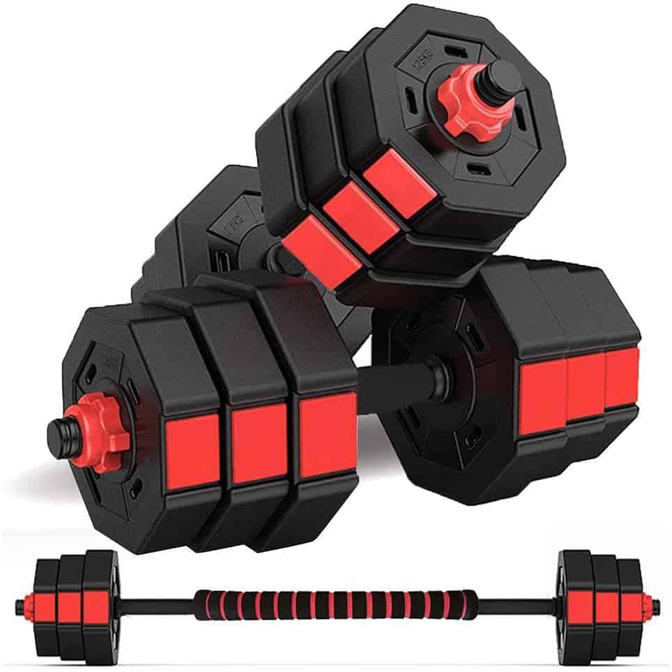wolfyok Fitness Dumbbells