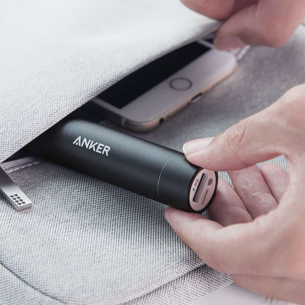 Anker Mini Portable Phone Charger