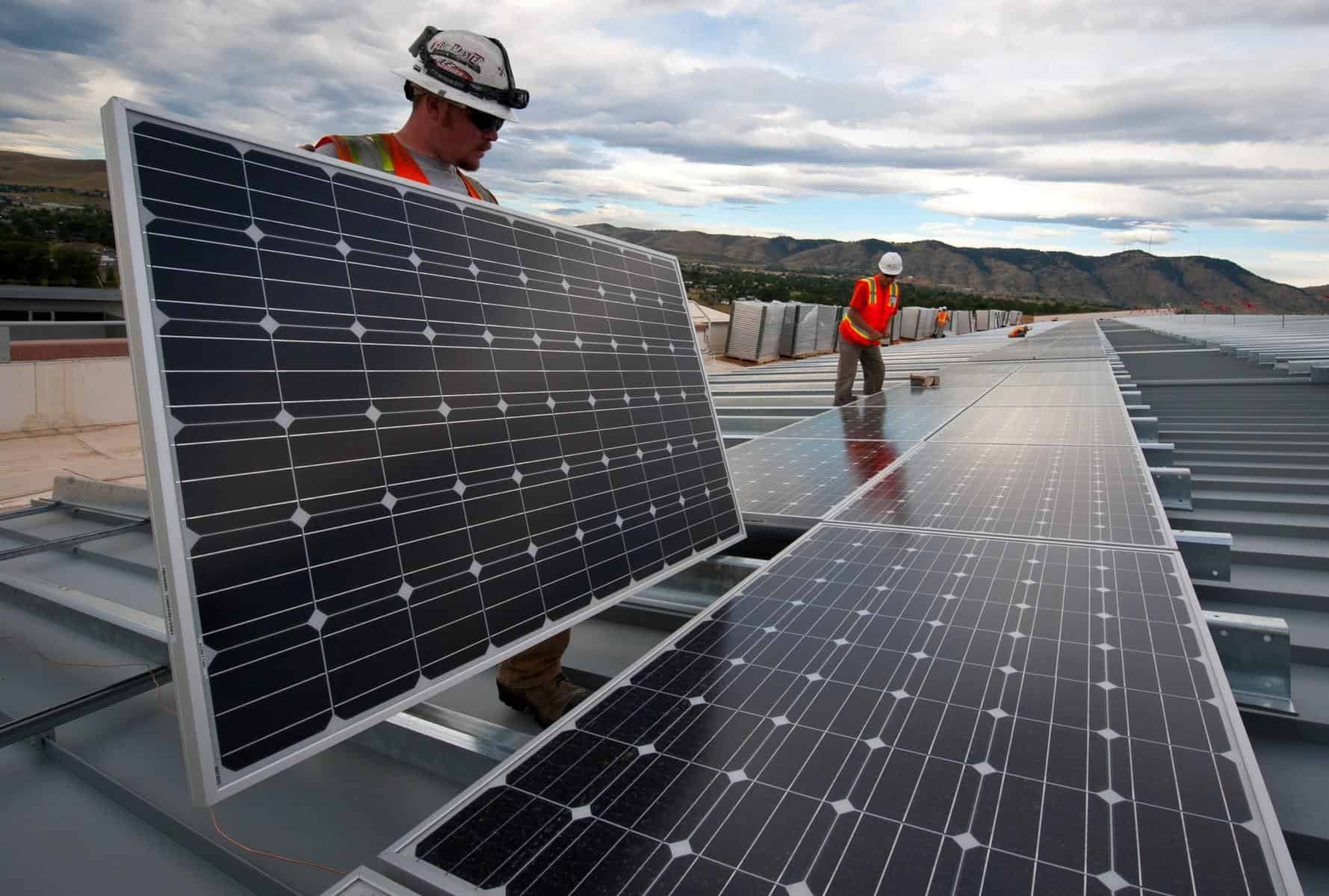 Automate solar power