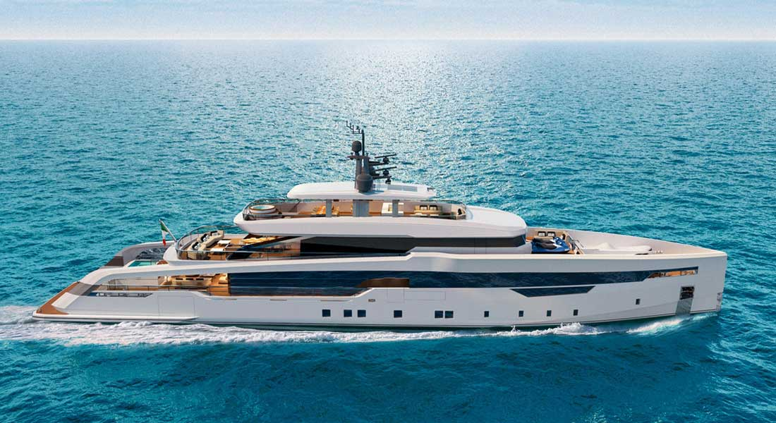 CRN 142 Superyacht