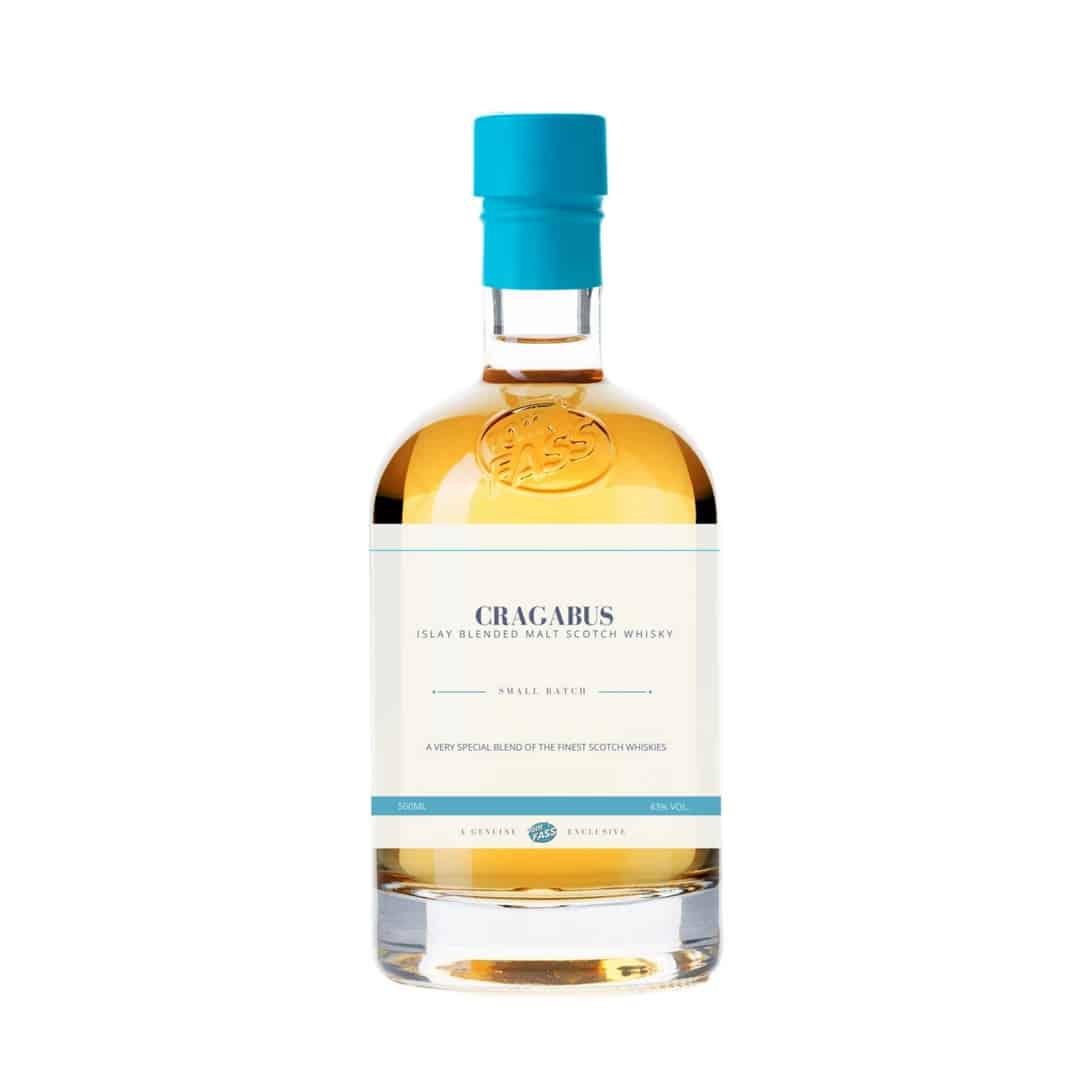Cragabus Blended Islay Malt Scotch