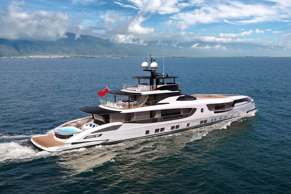 Dynamiq GTT 160 yacht