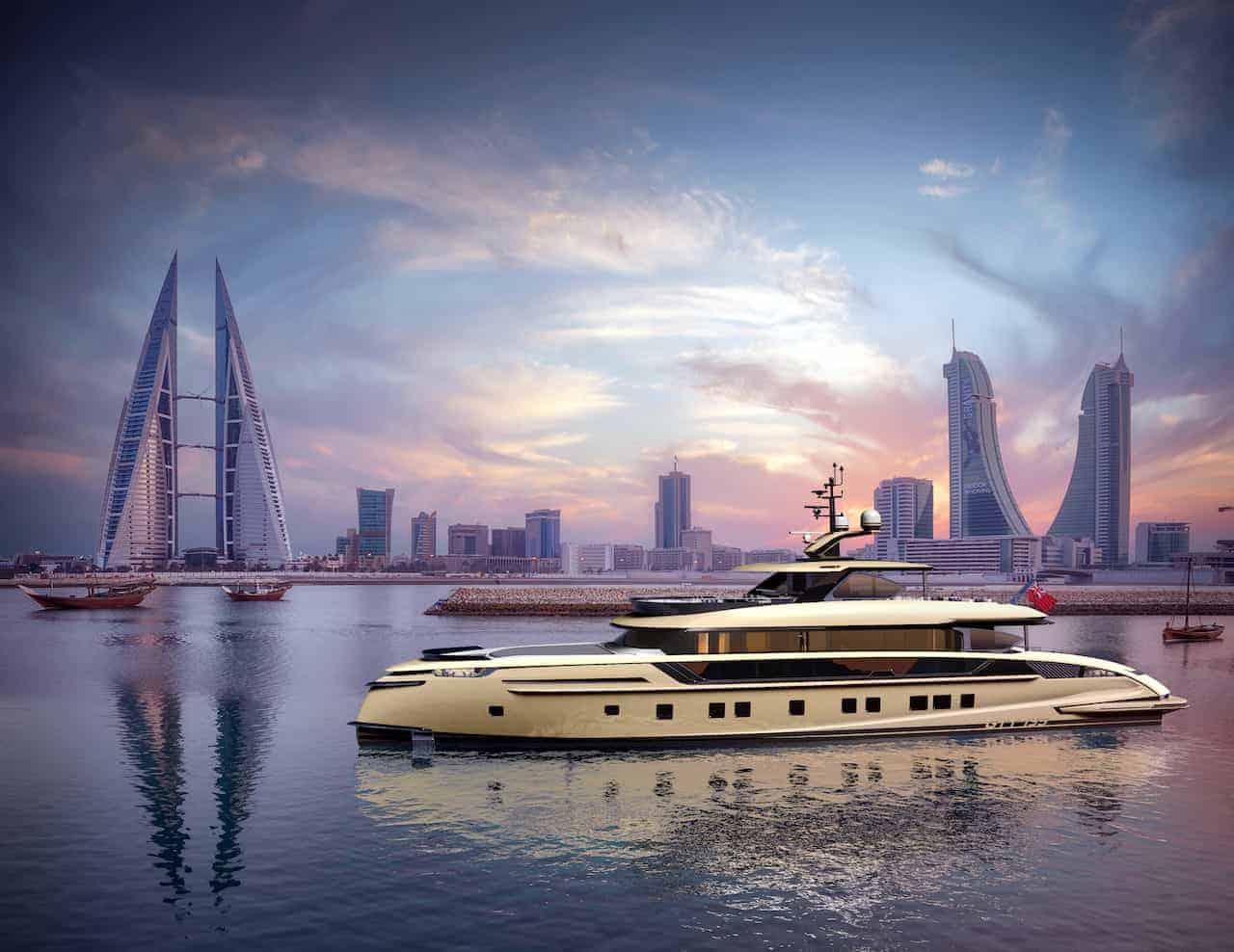 Dynamiq-GTT135-CARAT yacht