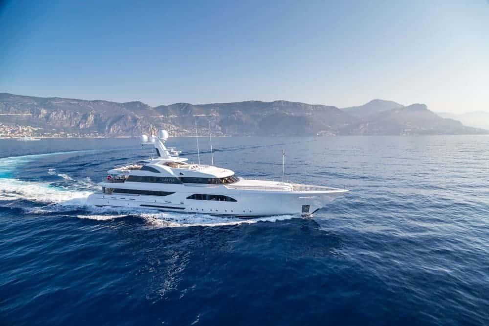 Feadship 58m Larisa Yacht