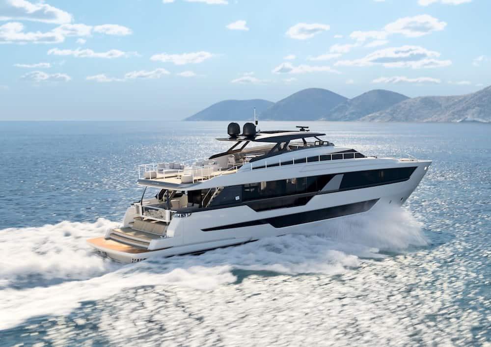 Ferretti Yachts 1000 Yacht
