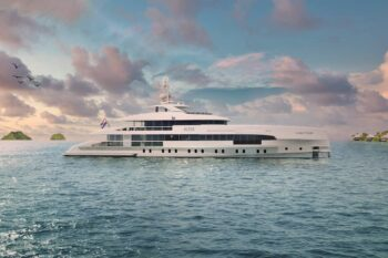 Heesen Yachts Project Altea