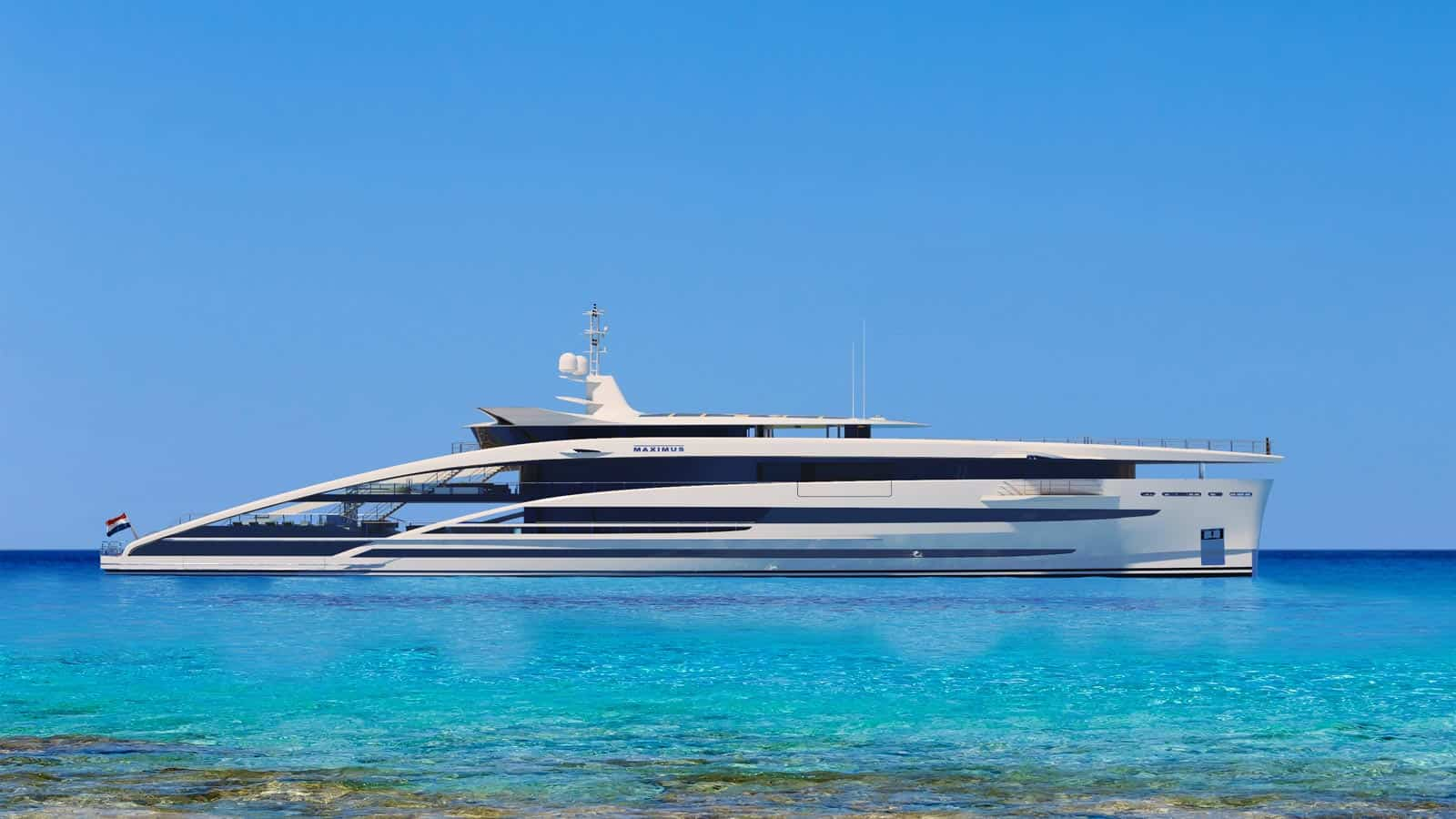 Heesen Yachts Project Maximus