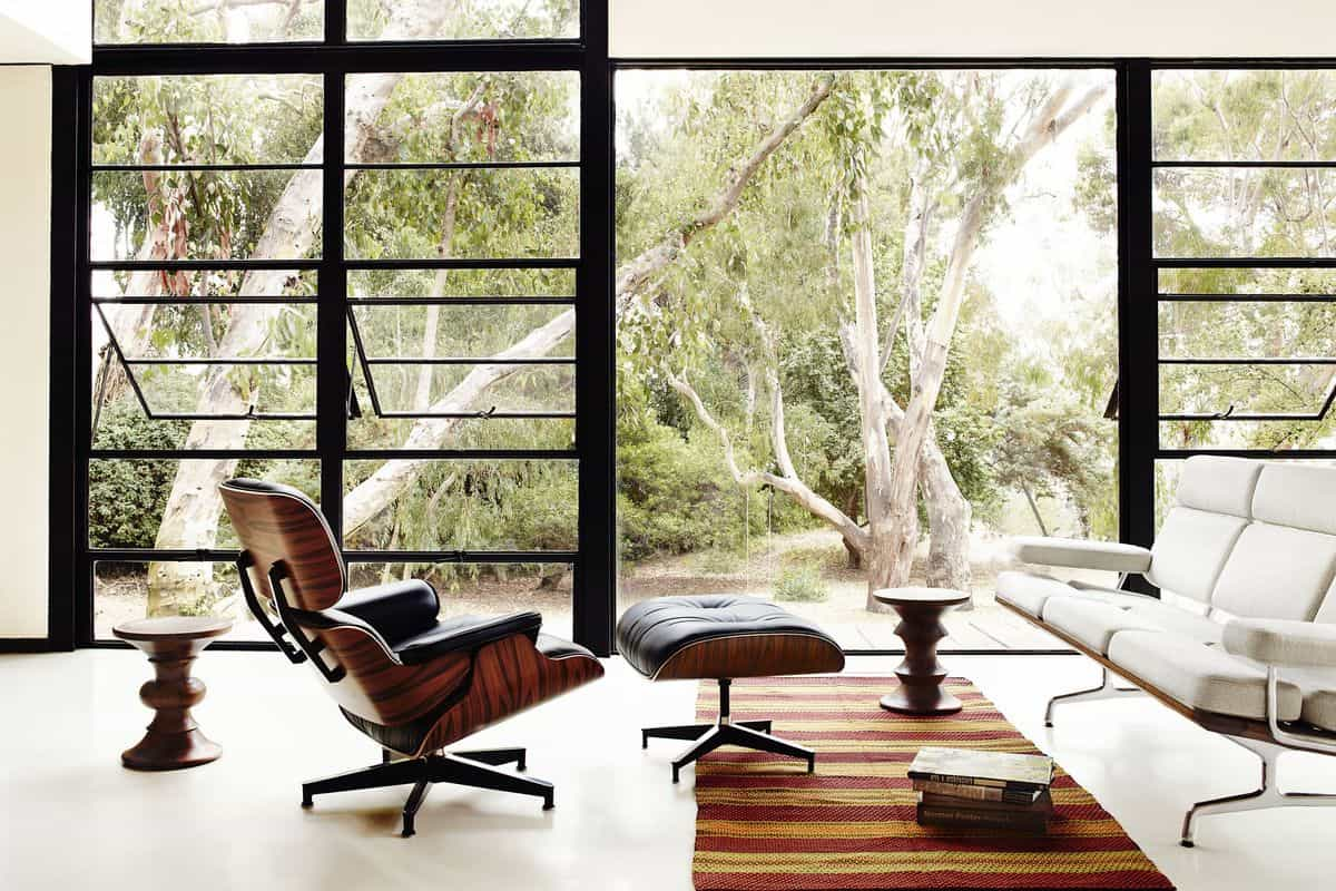Herman Miller Eames Sofa