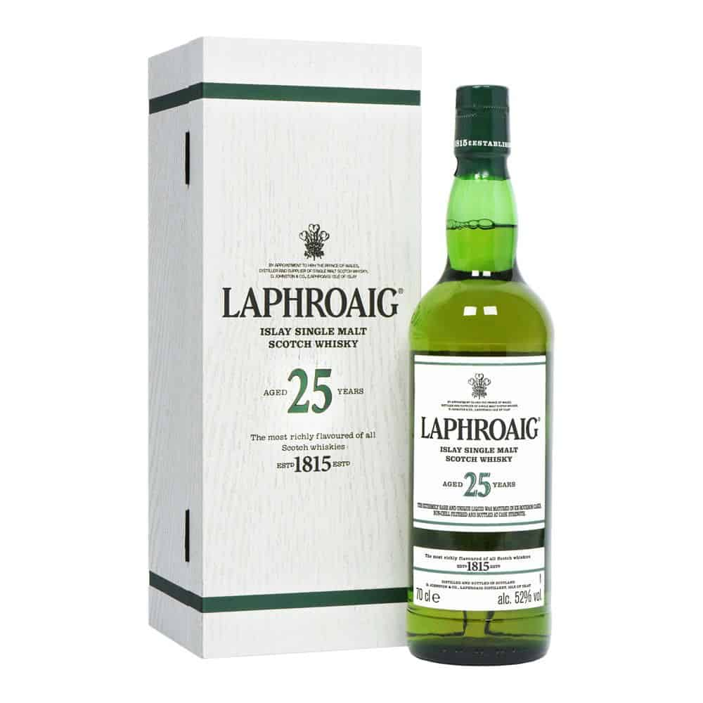 Laphroaig 25-Year-Old Cask Strength