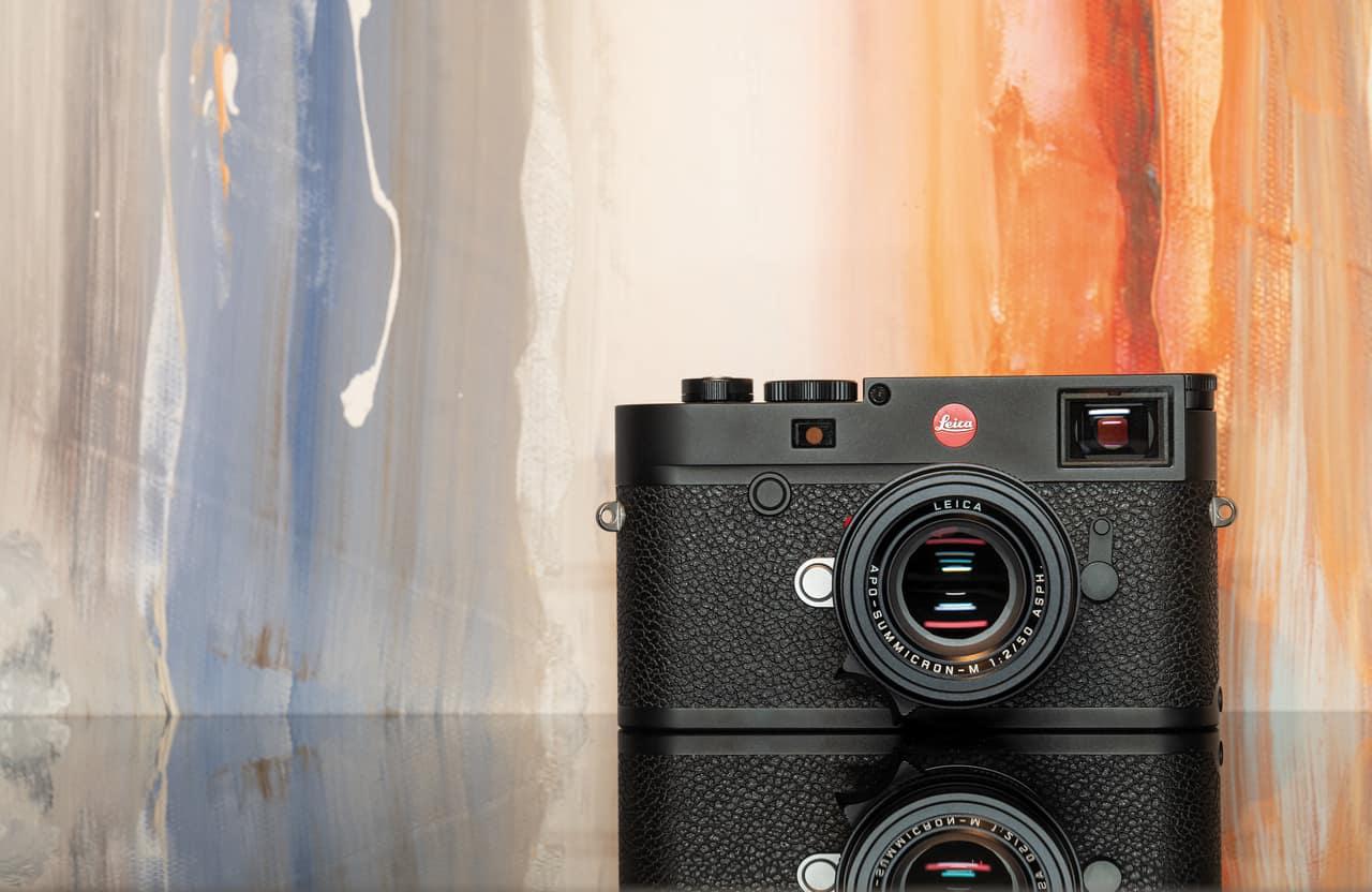 Leica M10-R Digital Rangefinder Camera