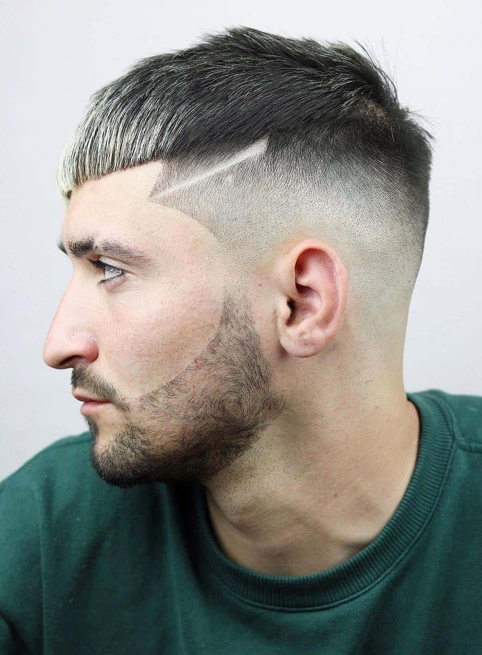Line Up Low Fade and Slit