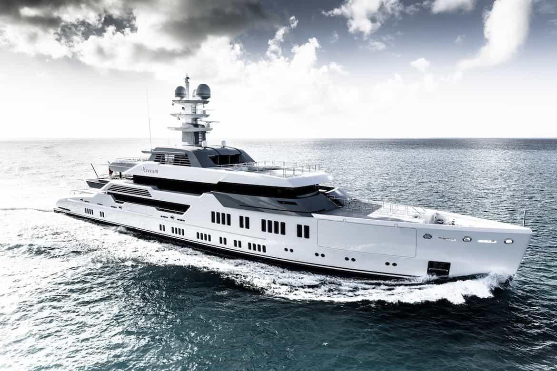 Lurssen ELYSIAN yacht