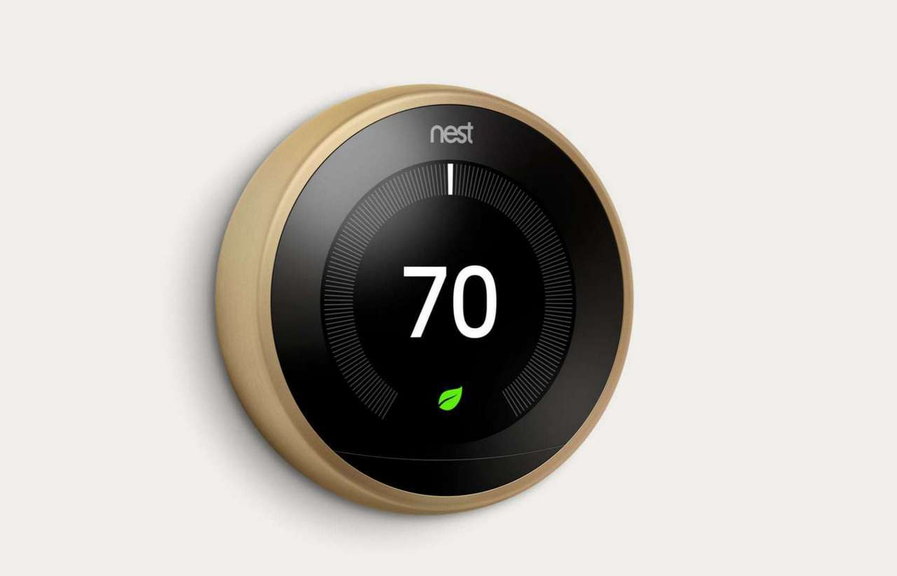 Nest Learning Home Thermostat