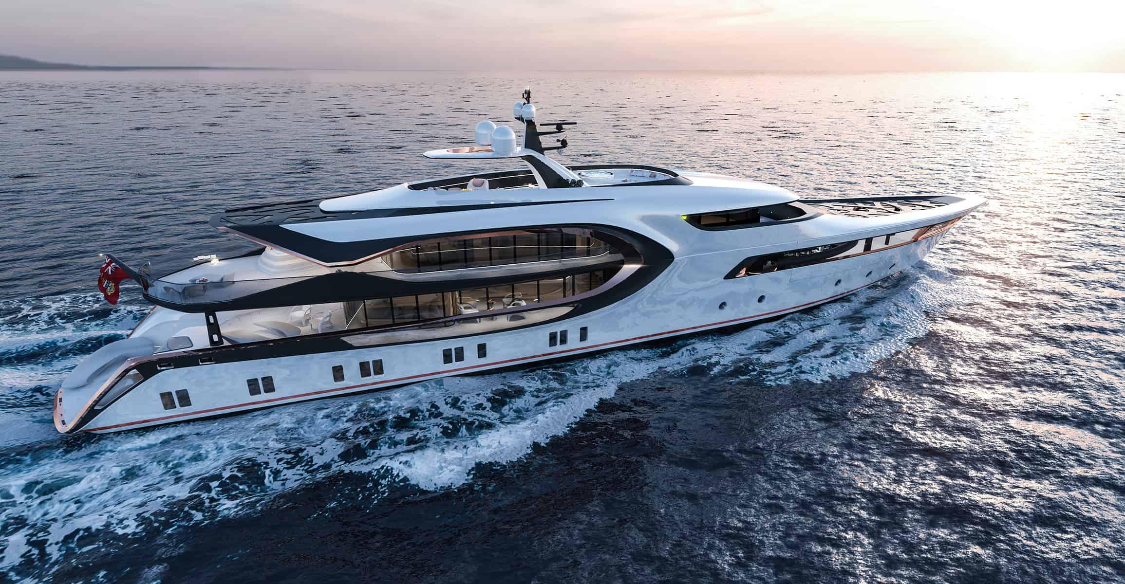 Nobiskrug 56m Yacht by Vripack